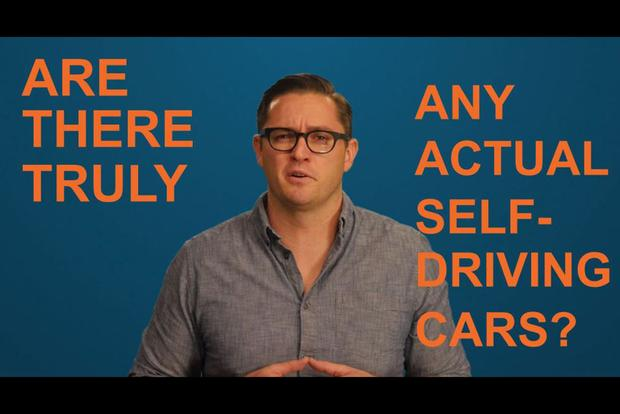 What's an Autonomous Vehicle? - Video featured image large thumb1