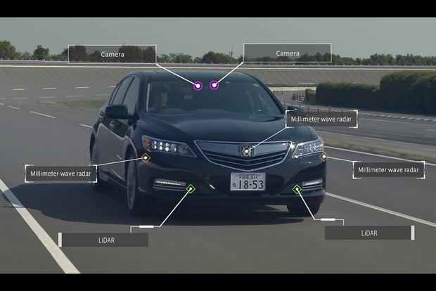 Self Driving Cars Honda Sets 2020 As Target For Highly Automated