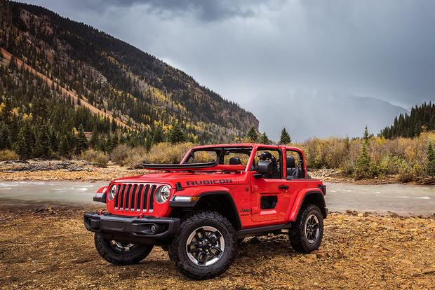 2018 Jeep Wrangler: 7 Major Fixes in Redesigned Wrangler featured image large thumb0