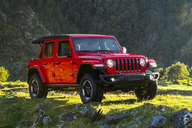 2018 Jeep Wrangler: 7 Key Styling Cues Enhancing Wrangler Heritage featured image large thumb0