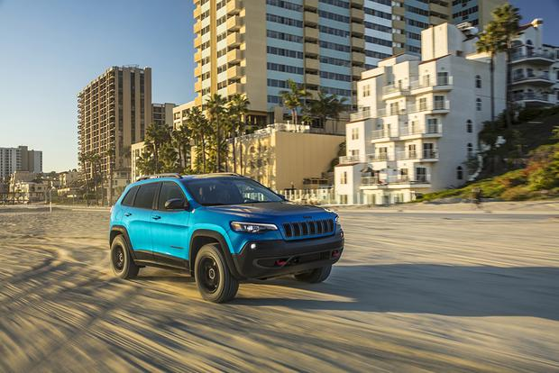 2019 Jeep Cherokee: What's Marrakesh Got to Do With It? featured image large thumb0