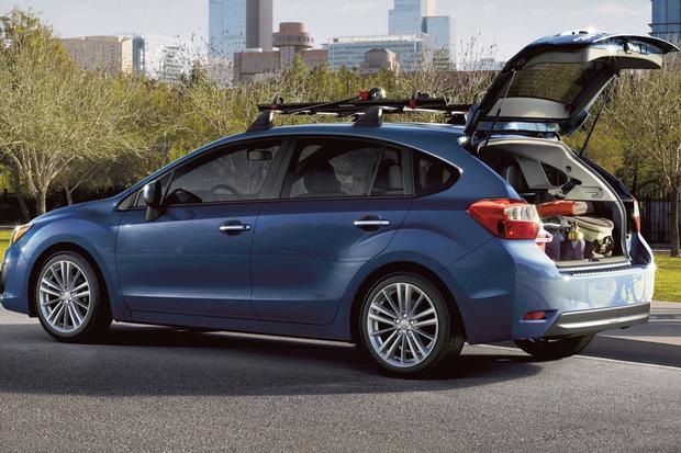 Hatchback vs Sedan: Why You Might Want to Consider a Hatchback featured image large thumb0