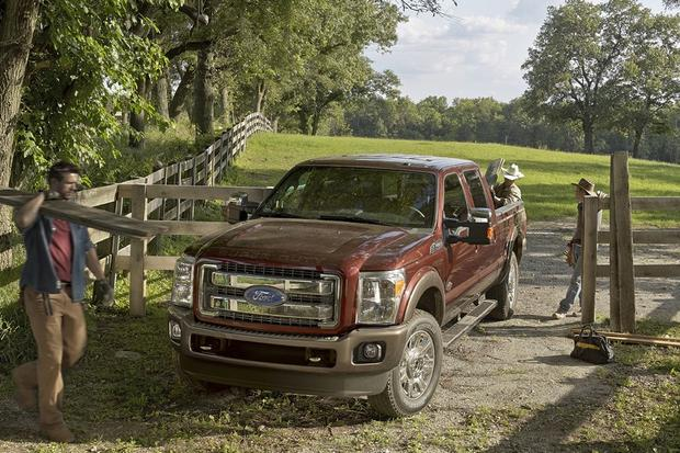 Buying a Truck: Crew Cab, Extended Cab or Regular Cab? featured image large thumb0