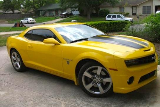 For Sale On Autotrader Bumblebee Camaros Autotrader