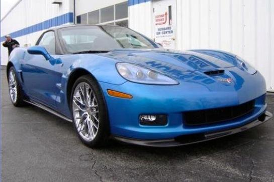 For Sale on AutoTrader: The First 2010 Corvette ZR1 featured image large thumb0