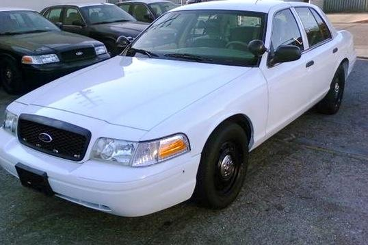 For Sale on AutoTrader: 2008 Crown Victoria Cop Car from CSI featured image large thumb0