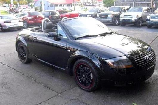 For Sale on AutoTrader: Indy Racer's Audi TT featured image large thumb0