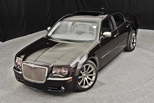 Felicity Huffman's Charity Chrysler 300: For Sale on AutoTrader featured image large thumb0