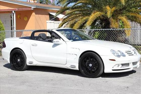 MLB All-Star Tejada's SL500: For Sale on AutoTrader featured image large thumb0