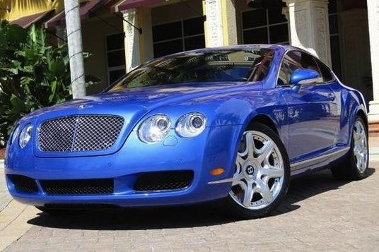 Don King's Bentley Continental GT: For Sale on AutoTrader featured image large thumb0