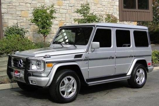 Ray Rice's Mercedes G500: For Sale on AutoTrader featured image large thumb0