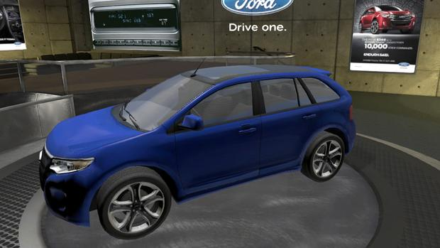 Ford Creates Virtual Showroom for PlayStation featured image large thumb0