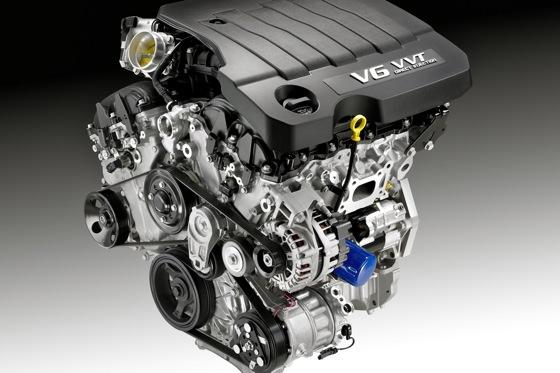 New V6 Engine for 2012 Buick LaCrosse featured image large thumb0