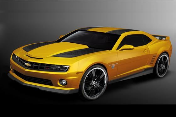 Chevrolet Unveils 2012 Transformers Camaro featured image large thumb0