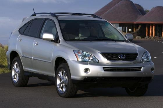 recall 2006 2007 toyota highlander hybrid lexus rx 400h faulty transistors autotrader. Black Bedroom Furniture Sets. Home Design Ideas