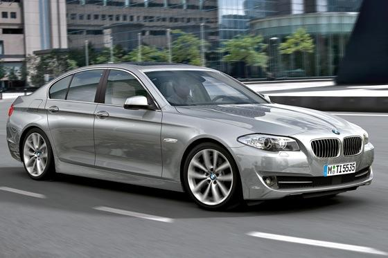 2012 BMW 5-series will get 4-Cylinder Engine featured image large thumb0