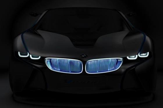 Bmw Electric Super Car Makes Its Way Onto Mission Impossible