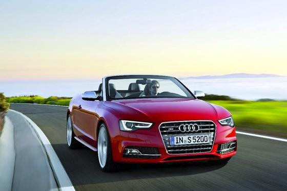 Audi Updates A5 for 2012 featured image large thumb0
