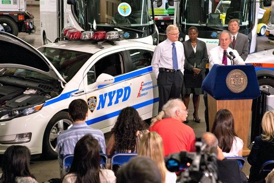 New York's Police Department Buys 50 Chevy Volts featured image large thumb0