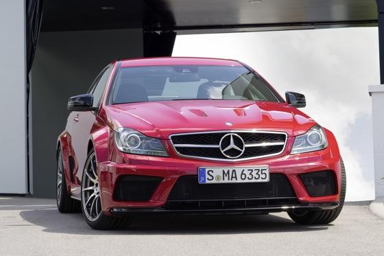Mercedes Shows C63 Black Series featured image large thumb0