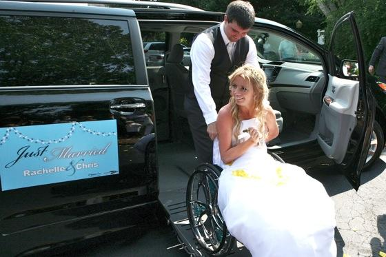 Toyota, Braun Surprise Bride with Wedding Present featured image large thumb0
