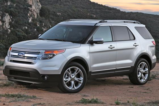 Ford Explorer with EcoBoost Earns Most MPGs featured image large thumb0