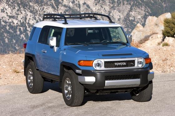 Toyota Prices 2012 FJ Cruiser, Highlander, Land Cruiser featured image large thumb0