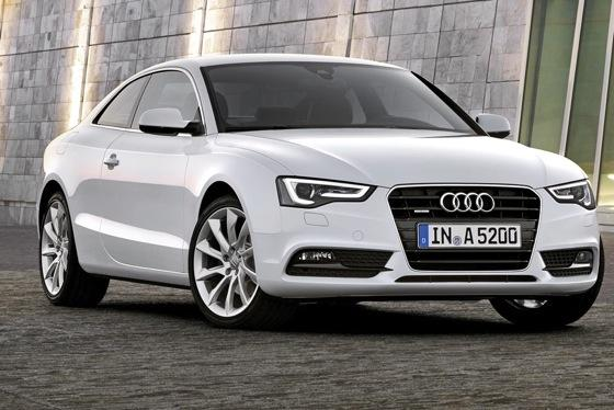 Audi A5 Gets a New Engine featured image large thumb0