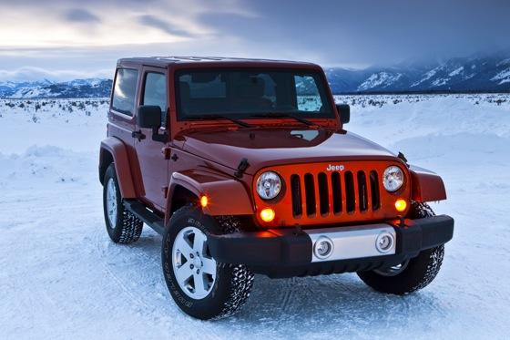 Jeep Adds New V6 to Wrangler  Autotrader