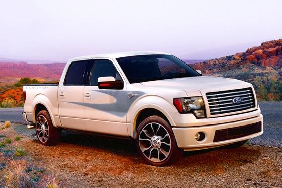 Ford Launches 2012 F-150 Harley Davidson Edition featured image large thumb0