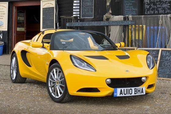 Lotus Stopping Elise, Exige Production featured image large thumb0