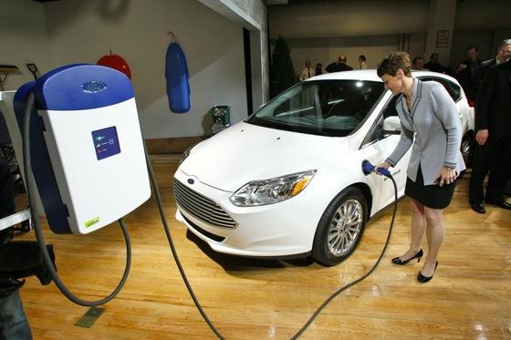 Focus Electric to Debut in California, New York featured image large thumb0