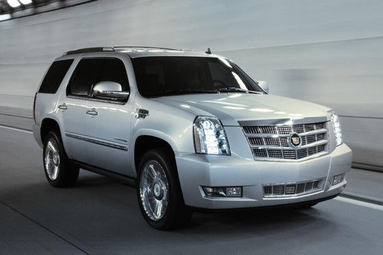Escalade Named Most-Stolen Vehicle featured image large thumb0