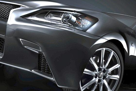Lexus Teases New GS Models featured image large thumb0