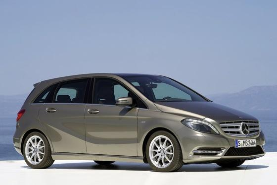 Mercedes Unveils Official B-class Photos featured image large thumb0