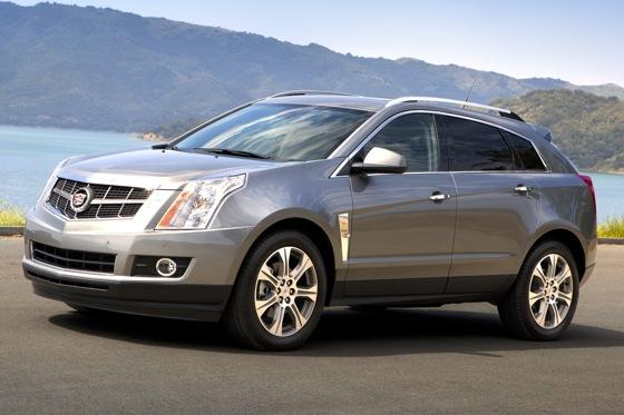 Cadillac Adds Safety Feature to the SRX's Braking System featured image large thumb0