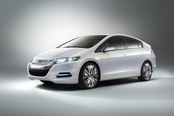 Honda Updates Insight for 2012 featured image large thumb0