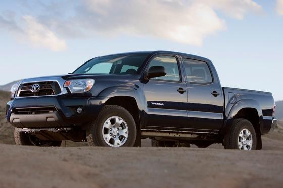 Toyota Upgrades Tacoma for 2012 featured image large thumb0