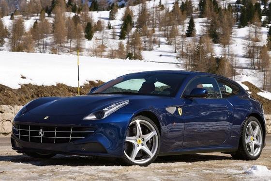 Ferrari Announces Winter Driving School featured image large thumb0