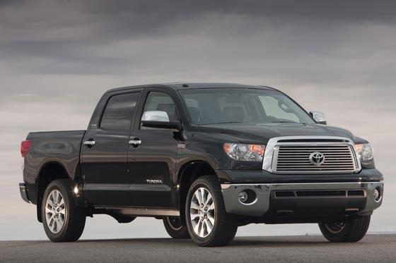Minor Updates Mark 2012 For Toyota Tundra featured image large thumb0