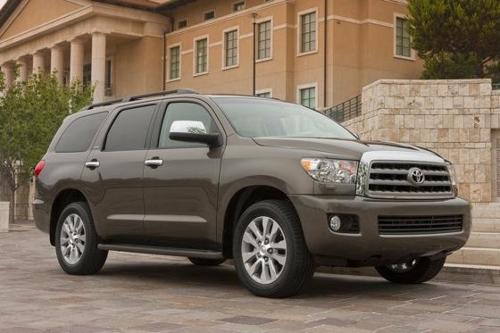Toyota Adds Features to 2012 Sequoia featured image large thumb0