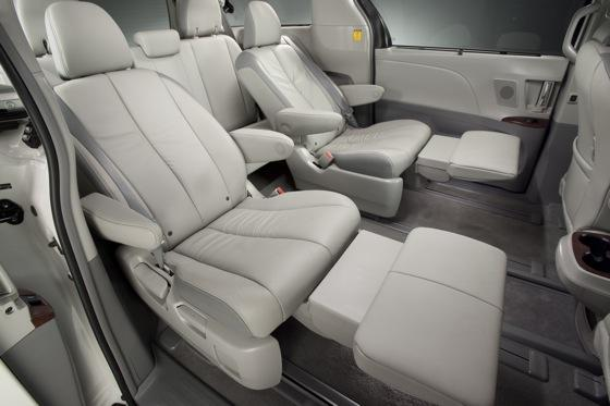 Toyota Adds New Creature Comforts Price Increase To 2012