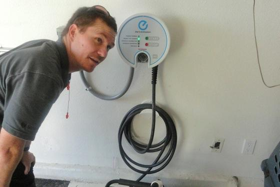 Nissan Reduces Cost for Home Charging Station featured image large thumb0