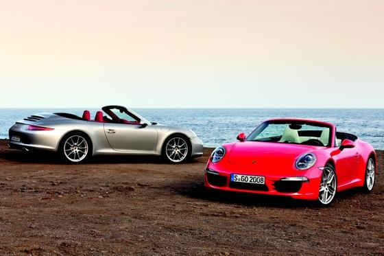 Porsche Shares Details on New 911 Cabrio featured image large thumb0