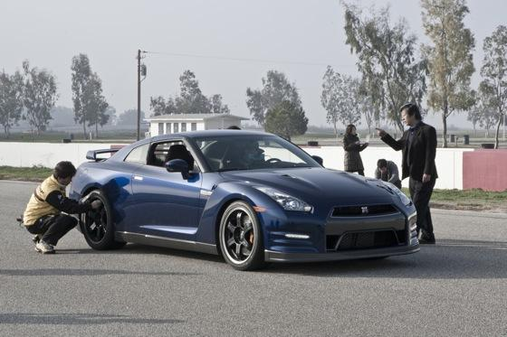 Nissan Adds Track Pack Option to 2012 GT-R featured image large thumb0