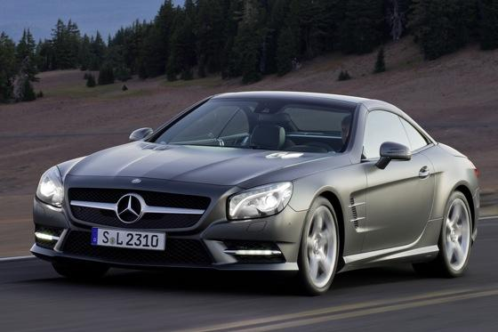 Mercedes Details Upcoming 2013 SL-Class featured image large thumb0