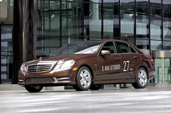 Detroit Preview: Mercedes-Benz's New E-Class Hybrids featured image large thumb0