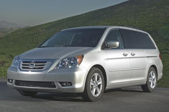 Honda Recalls 45,000 Odyssey Minivans featured image large thumb0