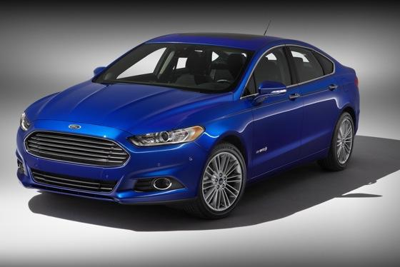 2013 Ford Fusion Hybrid: 500 Patents, Almost 50 MPG featured image large thumb0