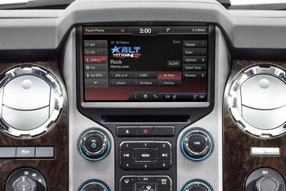 Ford Updates MyFord Touch For 2013 featured image large thumb0